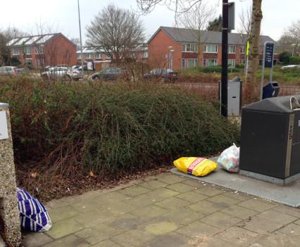 Zwerfafval publieksparticipatie Haarlemmermeer