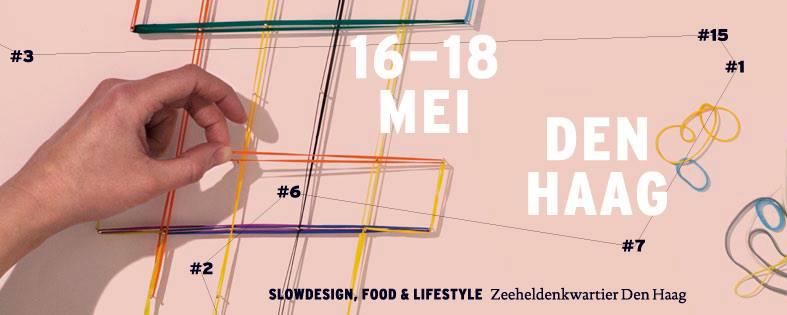 Designkwartier is het designfestival van Den Haag.