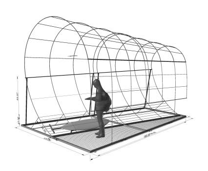 3D ontwerp door Peter Schermer.