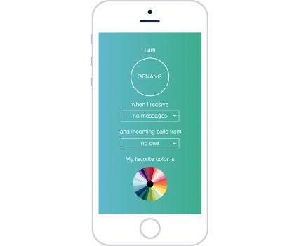 Met de Senang App mag je even met pauze.
